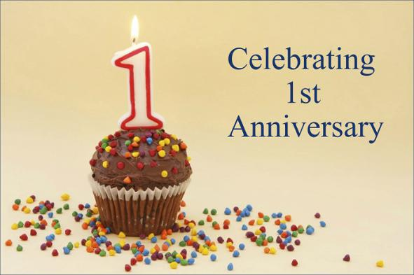 Our 1st Anniversary at Our Riverwest Location!